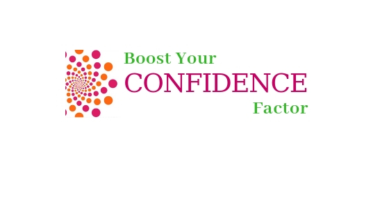 Boost Your Confidence Factor logo